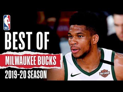 Milwaukee Bucks 2019-20 Season Highlights