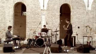WA Power Trio - Live at Crema Jazz Festival