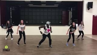 """Maître Gims """"HABIBI"""" Zumba® Choreo by Kalidou"""