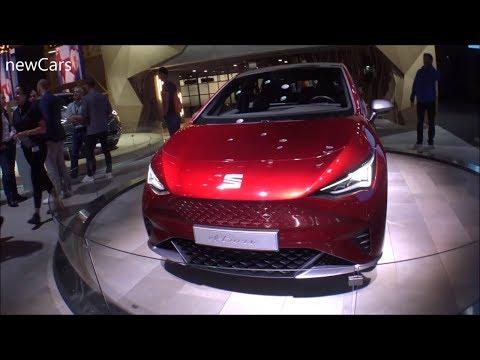 The electric SEAT el Born 2020