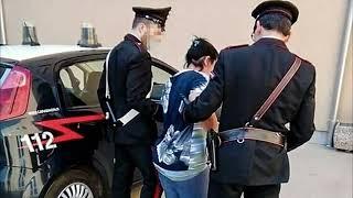 CATANZARO: MALTRATTAVA IL MARITO DA ANNI ARRESTATA 62 ENNE