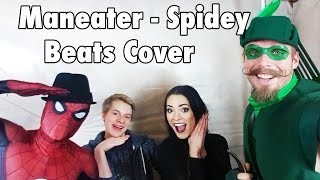 Maneater- Hall & Oates- Spidey Beats Cover
