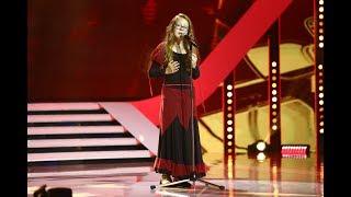 """Andreea Bucur cântă fado pe scena """"Next Star"""". Vocea ei îți atinge sufletul"""