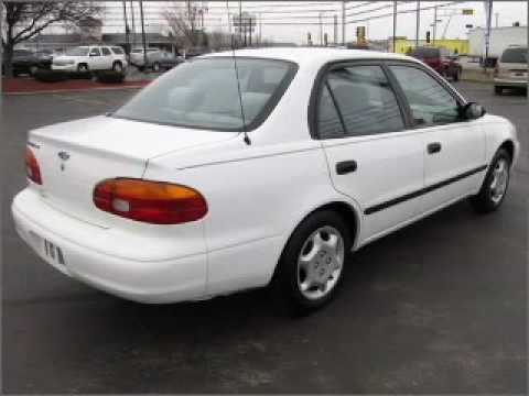Used Cars Quad Cities >> 1998 Chevrolet Prizm Problems, Online Manuals and Repair Information