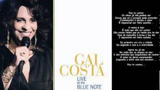 Gal Costa 'Wave'