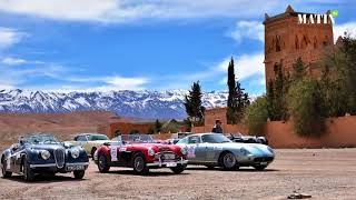 Rallye Maroc Classic : les somptueux décors de la traversée du Maroc
