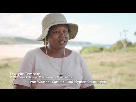 Viva con Agua in Southafrica - Sauberes Trinkwasser in Bulungula