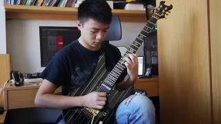 Rayn - Micro Cuts Guitar Cover -Muse