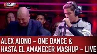 Alex Aiono One dance & Hasta el amanecer Mashup - Live - C'Cauet sur NRJ