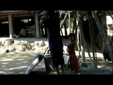 Mru Tribe Village Khera zhiri Banderban Bangladesh 12 of