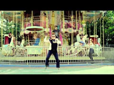Gangnam style bez muzyki