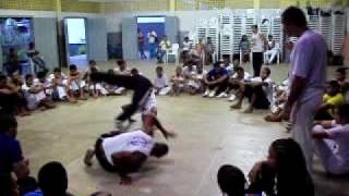 MESTRE OURO VERDE - AULA MESTRE FALCÃO (CAMACAN 2010)