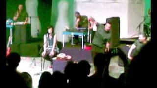 pato fu | música de brinquedo - perdendo dentes - concha acústica / Salvador