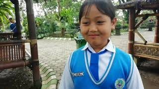 Speaking Time-English Squad-the Fourth Grade-SDN MODEL KOTA MALANG