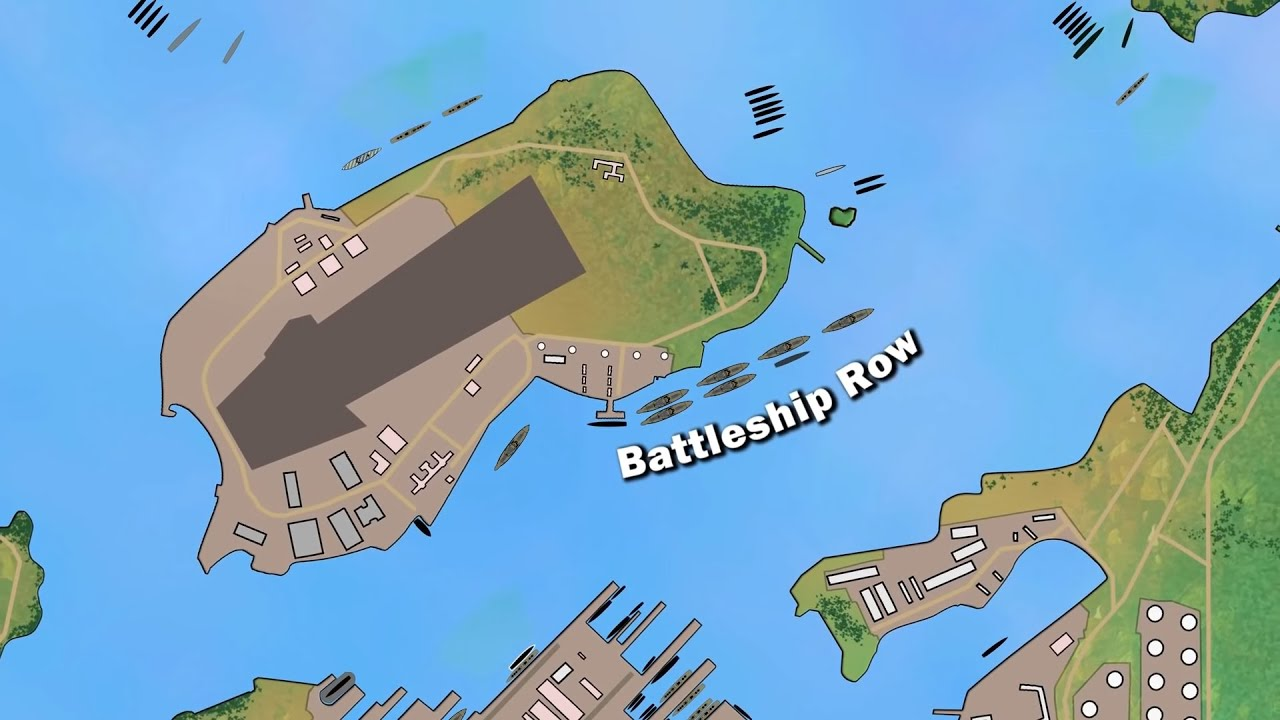 Attack on Pearl Harbor 1941