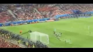 Portugal vs Wales Golo Ronaldo