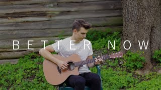 Better Now - Post Malone (Fingerstyle by Vadim Kobal)