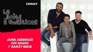 La Boîte à Questions de Jamel Debbouze, Kev Adams & Ramzy Bedia  – 24/09/2018