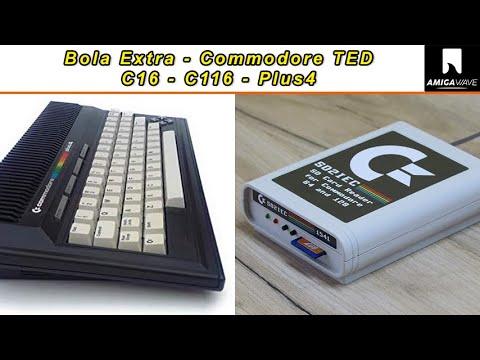 Bola Extra - Commodore 16 / Plus4 con SD2IEC, Instalación de MorphOS 3.13.