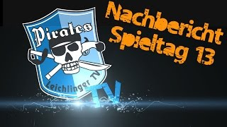 PiratesTV: Spieltag 13 - Flop und Top