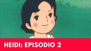 Heidi: Episodio 2- En casa del abuelo width=