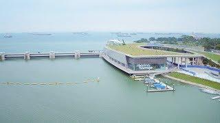 Marina Barrage: A Singapore Sucess Story
