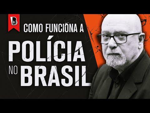 O Brasil é o país da impunidade? | Aula #1, com Luiz Eduardo Soares | DESMILITARIZAR
