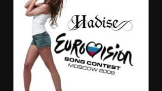 Hadise - Dum Tek Tek - Türkiye şarkı Eurovision Song Contest 2009