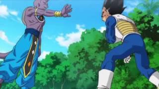 Vegeta's Rage - Battle of Gods