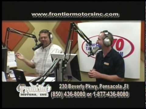 Frontier Motors TV Show March 30 2010 Part Three Pensacola