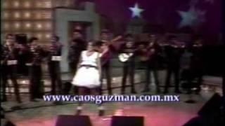 ALEJANDRA GUZMAN CANTANDO CON MARIACHI EL REY PROGRAMA AQUI ESTA 13/22
