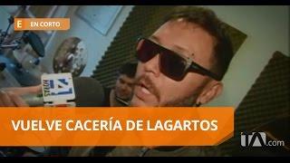 El regreso de Cacería de Lagartos - En Corto