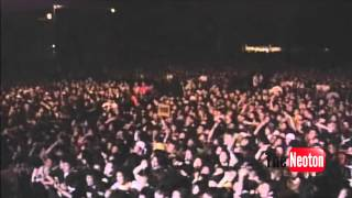 Korn - Right Now [Live Footage Music Video][HQ]