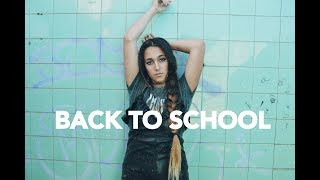 BACK TO SCHOOL LOOKBOOK | 3 OUTFITS CON ROLLO | Carla Abejón