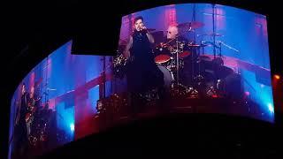 Queen + Adam Lambert. Łódź 2017 Poland. Another one bites the dust.
