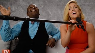 Watch Unbreakable Kimmy Schmidt's Tituss Burgess and Jane Krakowski Serenade Us