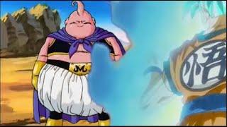 SSB Goku Green Screen test (Goku vs Buu)
