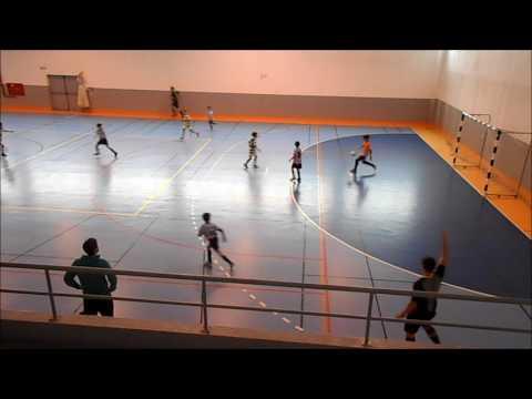 16/17 - Golos 6ª Jornada - Camp. Distrital - Colégio Monte Maior 0 x 16 Sporting CP - JUNIORES E
