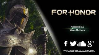 For Honor | Audiomachine - Wars Of Faith | The Warlord Apollyon #TrailerMusic