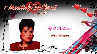 Patti Austin - If I Believe (1985)
