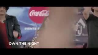 Own the night ft lali esposito/En vivo