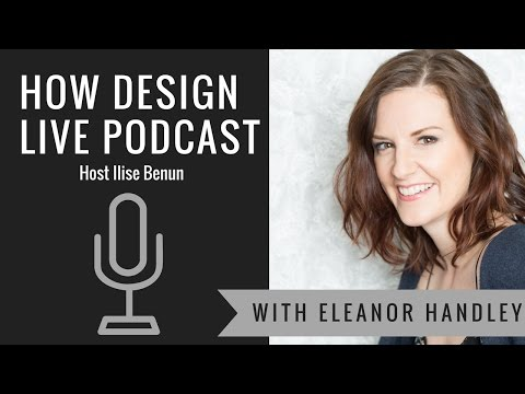HOW Design Live Podcast Episode 54: Eleanor Handley on How to Confidently Communicate Your Ideas