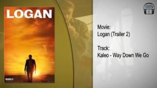 Logan | Soundtrack | Kaleo - Way Down We Go