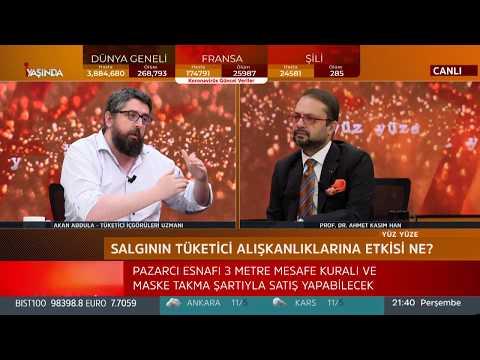 Akan Abdula - Ahmet Kasım Han ile Yüz Yüze | 7 Mayıs 2020