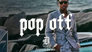 "A$ap Rocky Type Beat 2018 - ""Pop Off"" | Instrumental (NEW 2018)"
