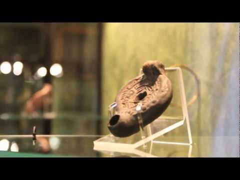 Unique Relic Artifacts on Display in Lviv