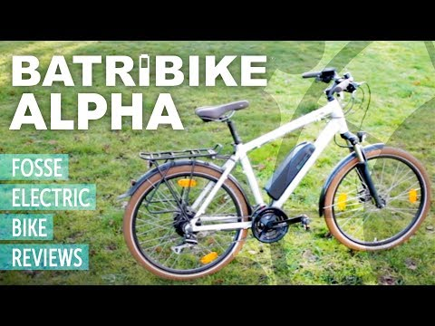 E-Bike Review: BATRIBIKE Alpha - mountain bike UK