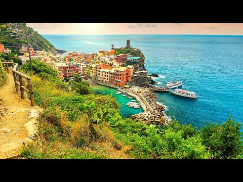 Cinque Terre Hiking Day Trip from Florence, Italy