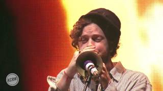 "Edward Sharpe and the Magnetic Zeros performing ""Home"" at Sound In Focus"