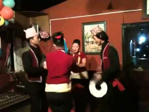 Nepal dance